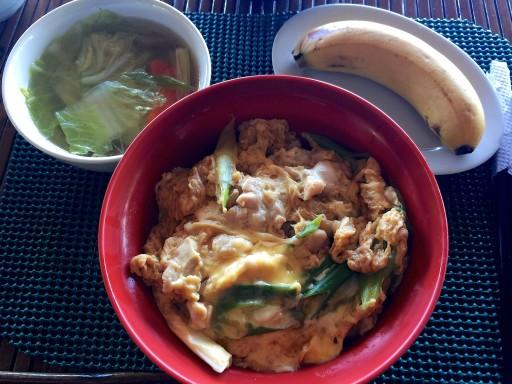 サンビームの昼食例