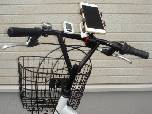 ポケモントレーナー仕様の自転車