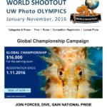 WORLD SHOOTOUT Unerwater Photo Grand Prix