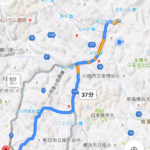 Googleマップはあてにならん