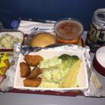 フィリピン航空の機内食が年々質素になっている件