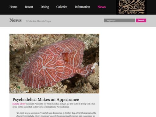 Maluku Diversのblog