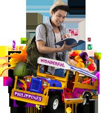 フィリピンのトラベラーSIMのイメージ