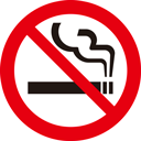 Nosmoking mark