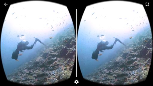 SSIの3D映像