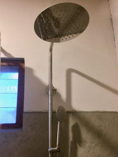 タラサリゾートレンベのシャワーヘッド