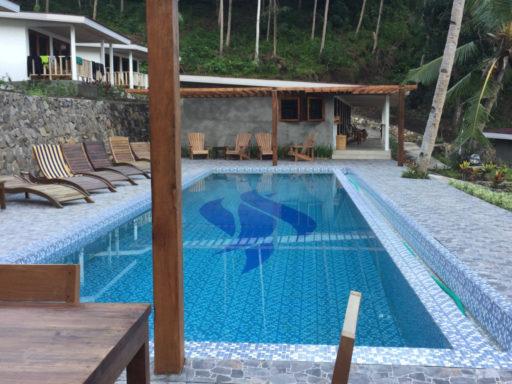 タラサリゾートレンベのプール