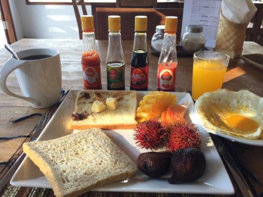 タラサリゾートレンベの朝食