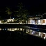 タラサダイブリゾートの夜景