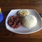 AOSMECの朝食