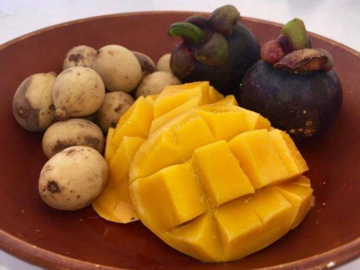 エルアクエリオダイバーズのフルーツサービス