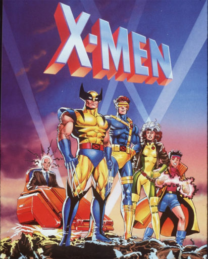 X-MEN Animation 1992-1997