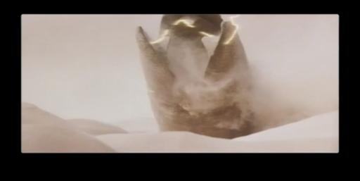 Duneのサンドワーム
