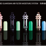 ダイビング用加湿器 Guardian Air Filter