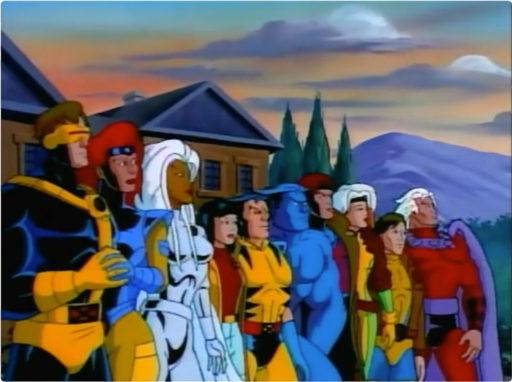 X-MEN#76 最終話