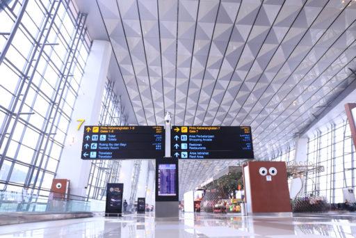 スカルノハッタ国際空港