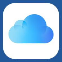 iCloudのアイコン