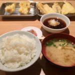 甘鯛の天ぷら