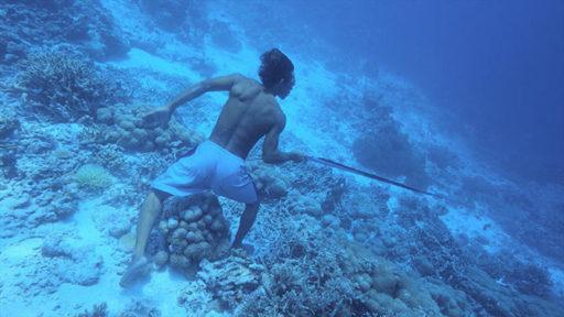 バジャウ族の漁