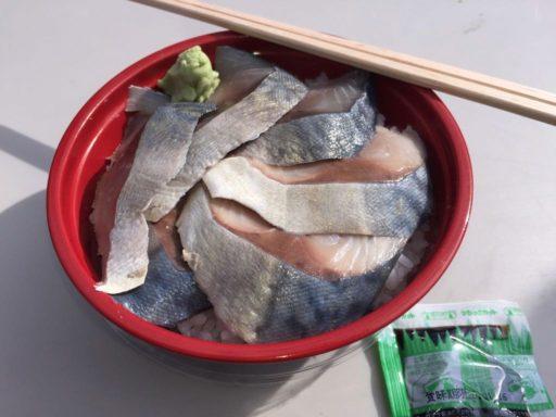 フィッシャーマンズ フェスティバル2019のトロ鯖丼