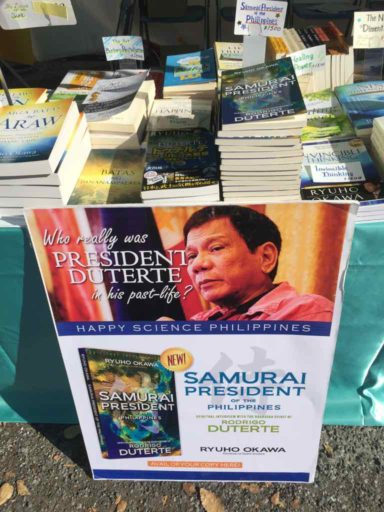 SAMURAI PRESIDENT