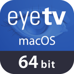 eye tv macOS 64bit icon