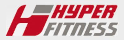 HYPER FITNESSのロゴ