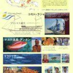 インドネシアにはいつ頃潜りに行かれる?