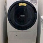 ドラム式洗濯機の不具合を解消してみた
