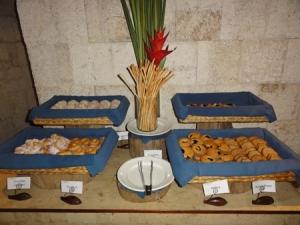 菓子パン5種